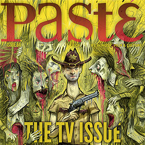 Paste TV Issue Is Live!