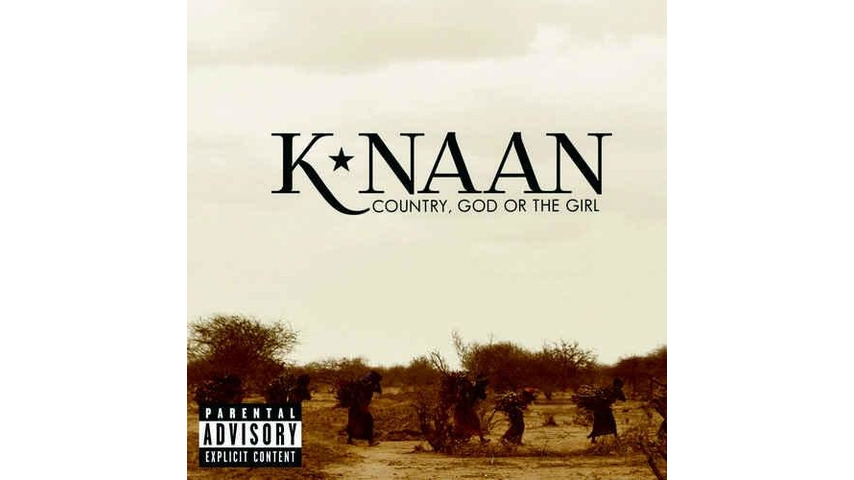 K'NAAN: <i>Country, God or the Girl</i>