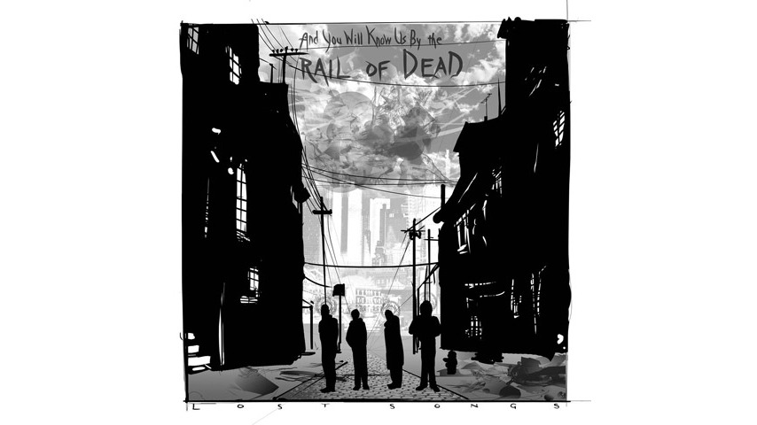 …And You Will Know Us By the Trail of Dead: <em>Lost Songs</em>