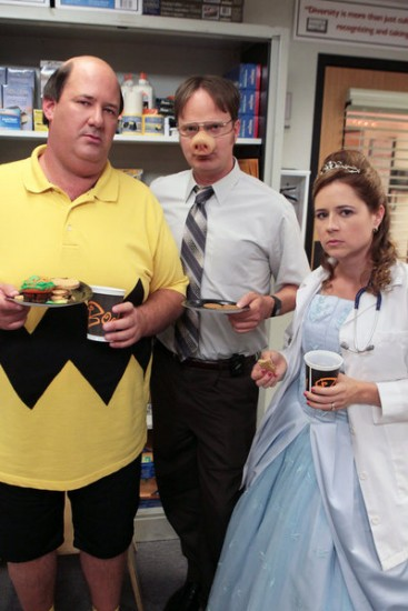 &lt;i&gt;The Office&lt;/i&gt; Review: &quot;Here Comes Treble&quot; (Episode 9.05)