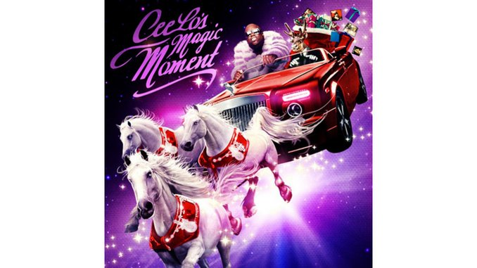 Cee Lo Green: &lt;i&gt;Cee Lo's Magic Moment&lt;/i&gt;