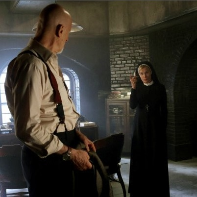 "<i>American Horror Story</i> Review: ""Nor'easter"" (Episode 2.03)"