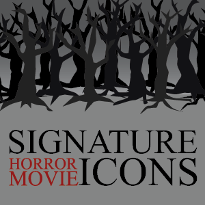 Infographic: Signature Horror Movie Icons