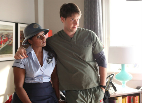 """<i>The Mindy Project</i> Review: """"Halloween"""" (Episode 1.04)"""