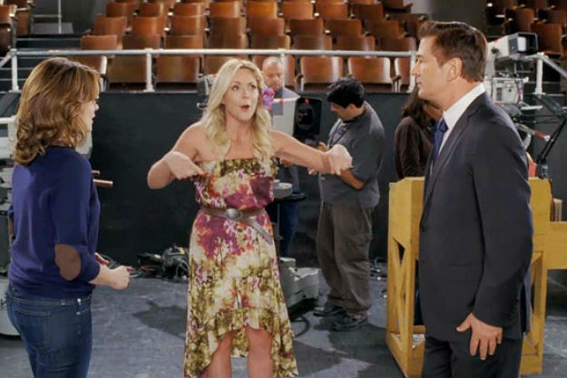 """<i>30 Rock</i> Review: """"There's No I in America"""" (Episode 7.05)"""