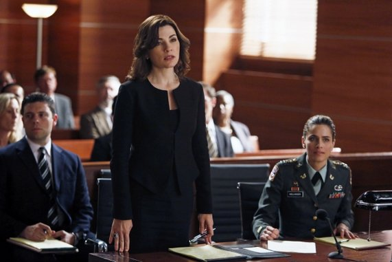 """<i>The Good Wife</i> Review: """"The Art of War"""" (Episode 4.06)"""