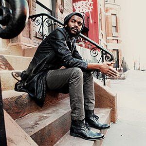 Gary Clark Jr. to Join the Rolling Stones in Brooklyn