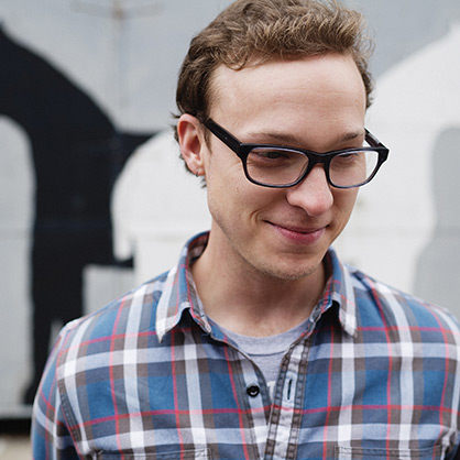 Ben Sollee: Getting Out of the Chair