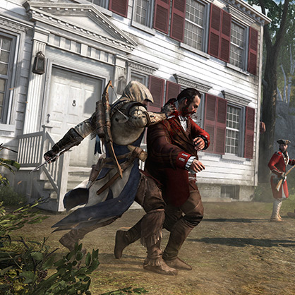 The Pursuit of Life and Liberty In Assassin's Creed III