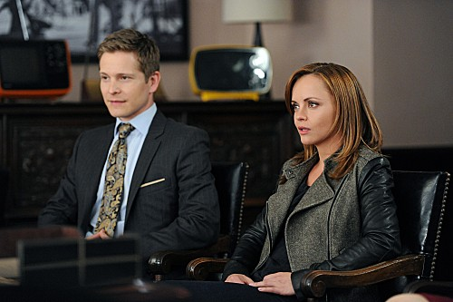 "<i>The Good Wife</i> Review: ""Anatomy of a Joke"" (Episode 4.07)"