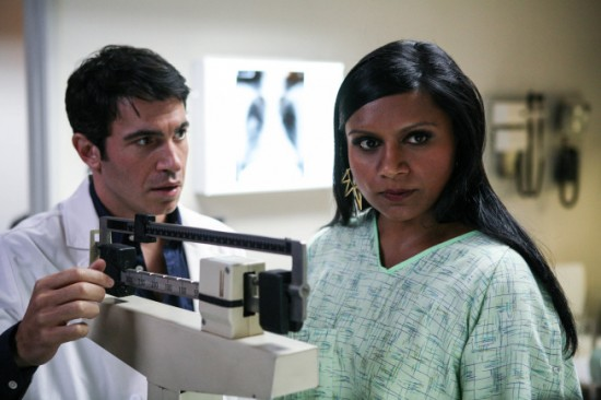 "<i>The Mindy Project</i> Review: ""Danny Castellano Is My Gynecologist"" (Episode 1.05)"