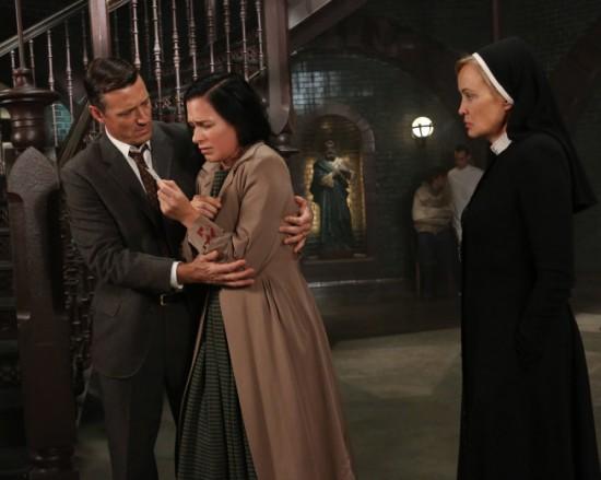 &lt;i&gt;American Horror Story&lt;/i&gt; Review: &quot;I Am Anne Frank, Part 2&quot; (Episode 2.05)