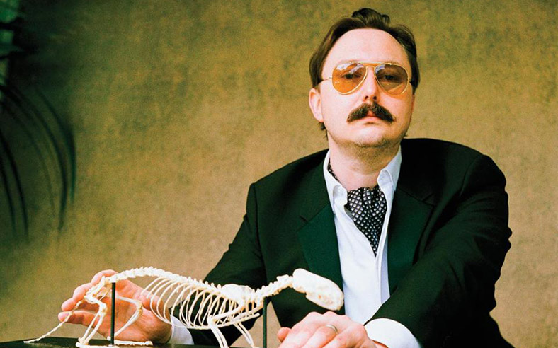 The Real John Hodgman