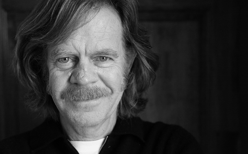William H. Macy: Harleys and Ukeleles