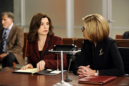 "<i>The Good Wife</i> Review: ""Here Comes the Judge"" (Episode 4.08)"