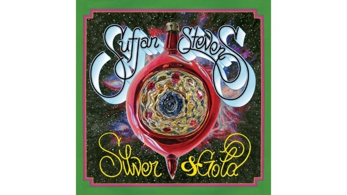 Sufjan Stevens: &lt;i&gt;Silver &amp; Gold&lt;/i&gt;