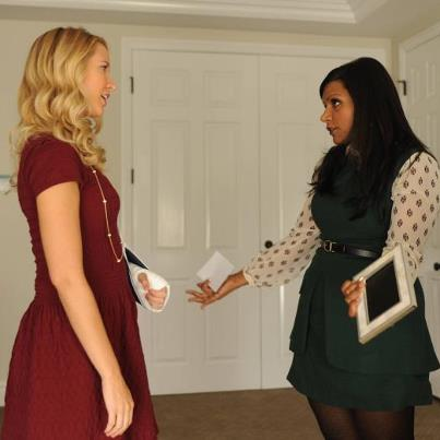"<i>The Mindy Project</i> Review: ""Thanksgiving"" (Episode 1.06)"