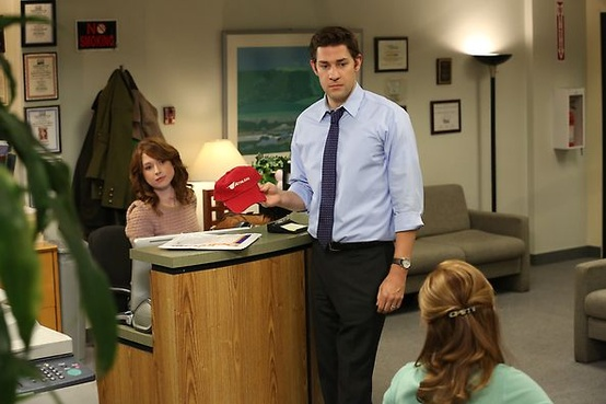 """<i>The Office</i> Review: """"The Target"""" (Episode 9.08)"""