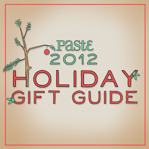 <i>Paste</i>'s 2012 Gift Guide for Music Lovers