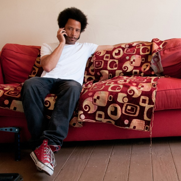 Catching Up With Boots Riley