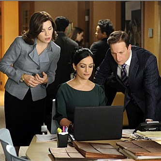"<i>The Good Wife</i> Review: ""Battle of the Proxies"" (Episode 4.10)"