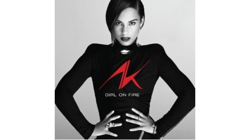 Alicia Keys: &lt;i&gt;Girl on Fire&lt;/i&gt;