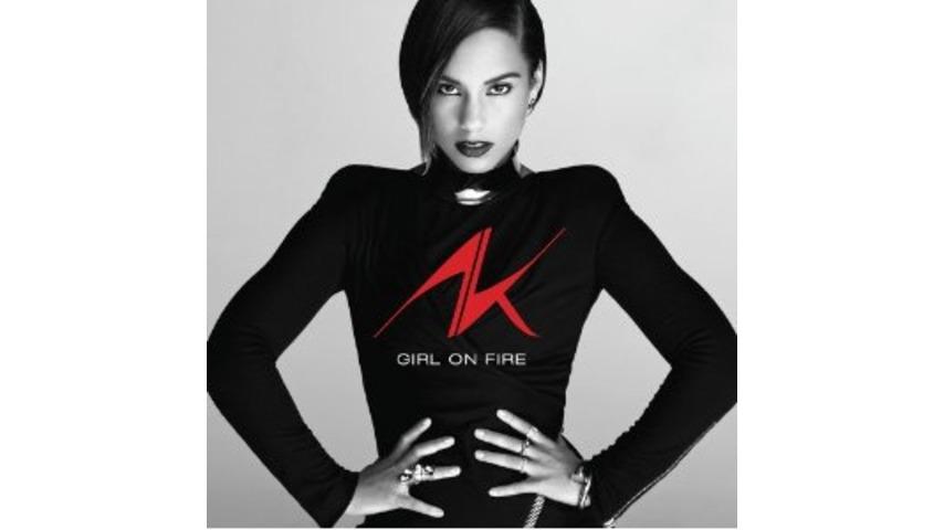 Alicia Keys: <i>Girl on Fire</i>