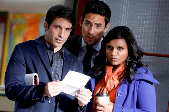 """<i>The Mindy Project</i> Review: """"Two to One"""" (Episode 1.08)"""