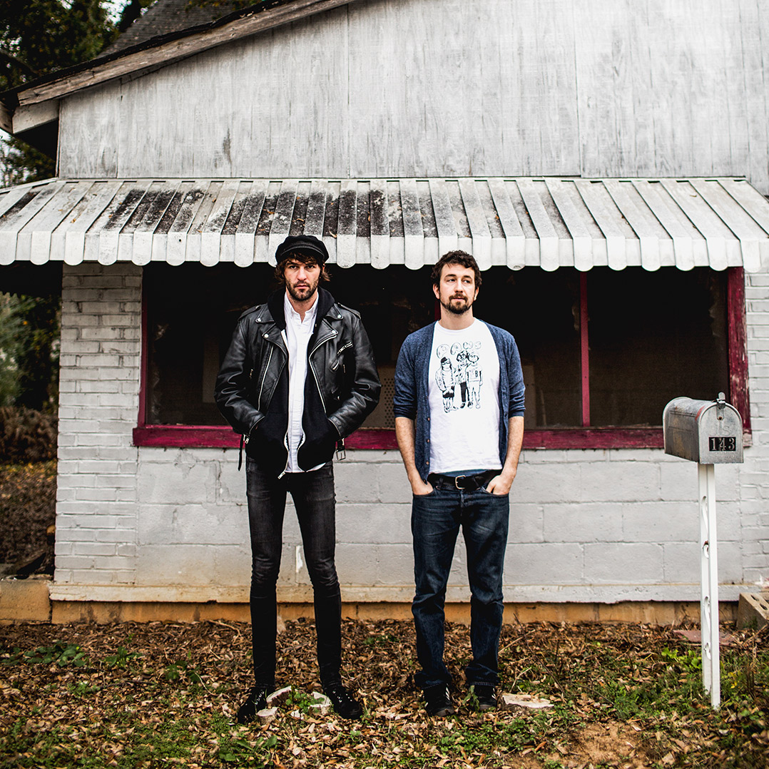 Japandroids On The Road: The House That They Call Heaven