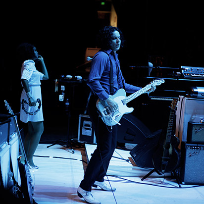 Jack White: Best Live Act of 2012