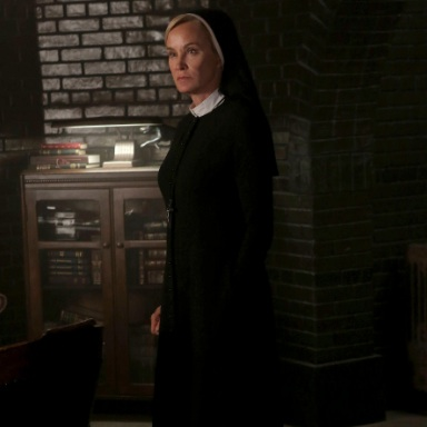 Catching Up With Jessica Lange
