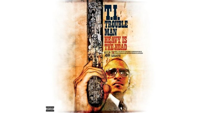 T.I.: <i>Trouble Man: Heavy is the Head</i>