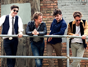 Mumford &amp; Sons Tie The Beatles for Most Hot 100 Hits in a Week