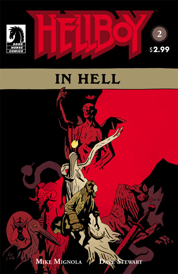 Comic Relief With Hellboy Creator Mike Mignola Books