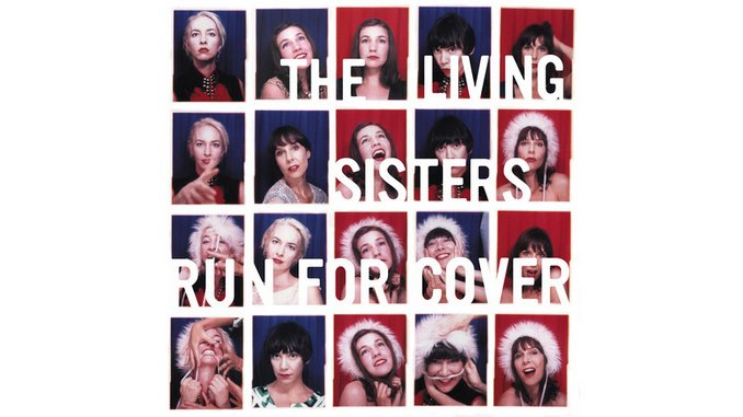 The Living Sisters: <i>Run for Cover</i> EP