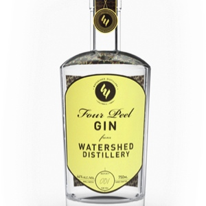 Watershed Distillery Four Peel Gin
