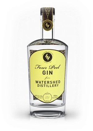 Watershed Distillery Four Peel Gin