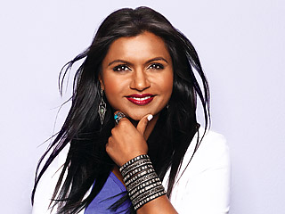 Catching Up With: Mindy Kaling