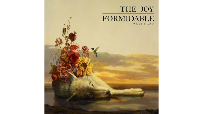 The Joy Formidable: <i>Wolf's Law</i>