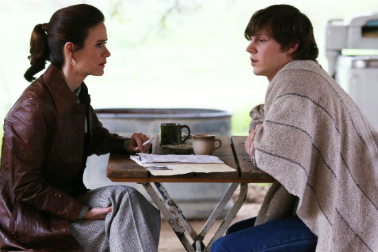 """<i>American Horror Story</i> Review: """"Madness Ends"""" (Episode 2.13)"""