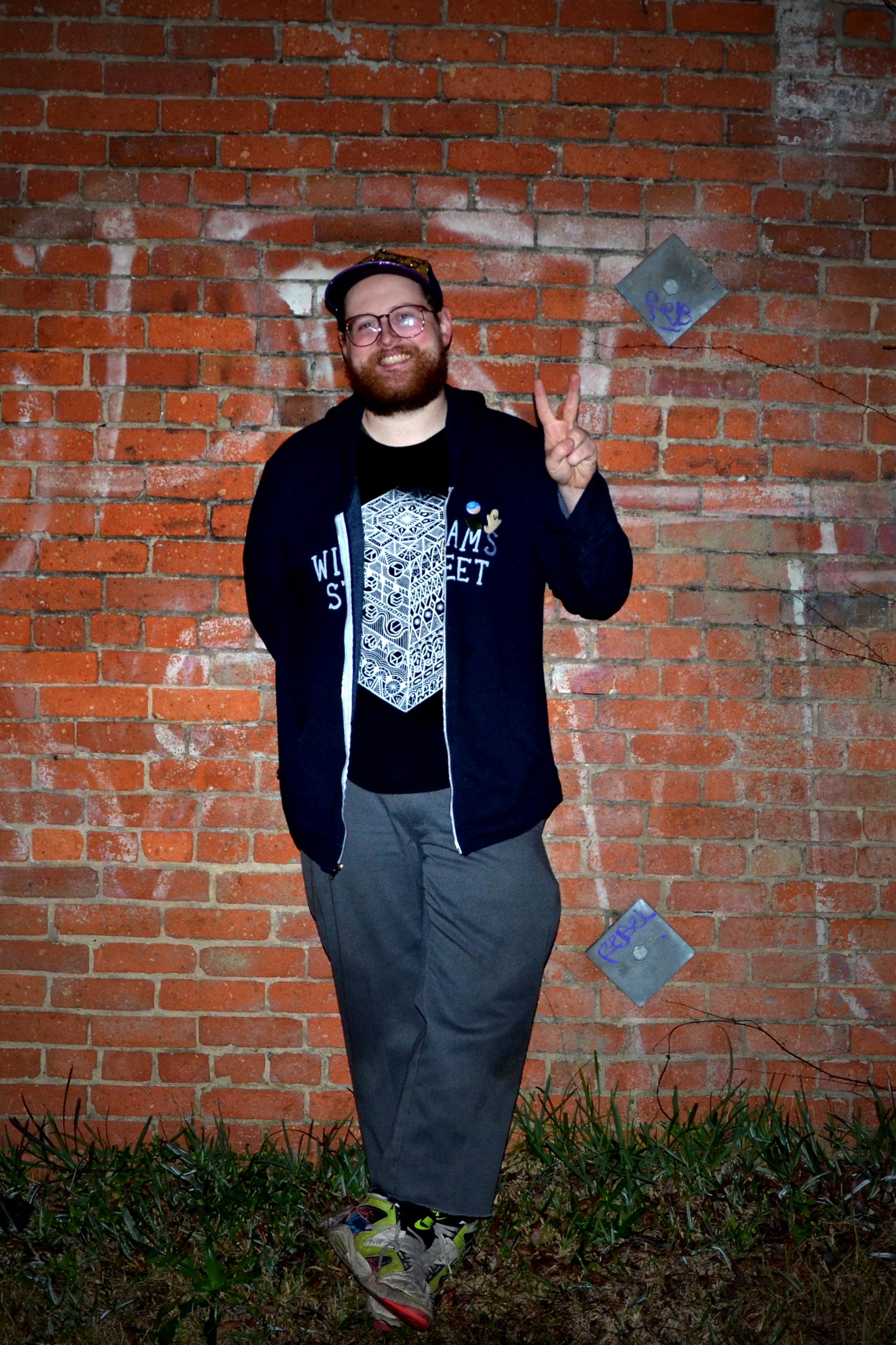 Threads: Dan Deacon Shows Off His Style