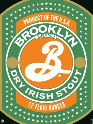 Brooklyn Dry Irish Stout