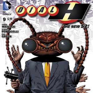 "Exclusive DC Comics Preview: ""Dial H #9"""