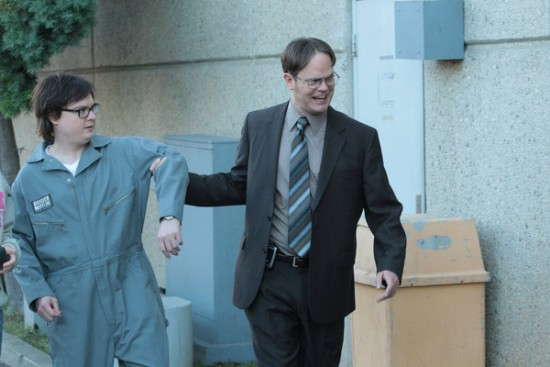 "<i>The Office</i> Review: ""Junior Salesman"" and ""Vandalism"" (9.13/9.14)"