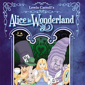 Alice in Wonderland by Rod Espinosa