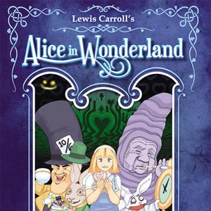 Alice in Wonderland by Rod Espinosa