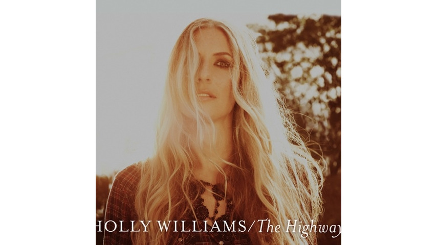"Watch Holly Williams Perform ""Drinkin'"" Live, Talk Hank Williams Jr."