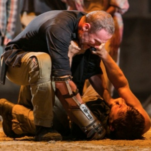 """<i>The Walking Dead</i> Review (Episode 3.9 """"The Suicide King"""")"""