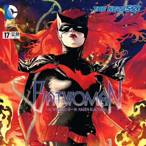"Exclusive DC Comics Preview: ""Batwoman #17"""