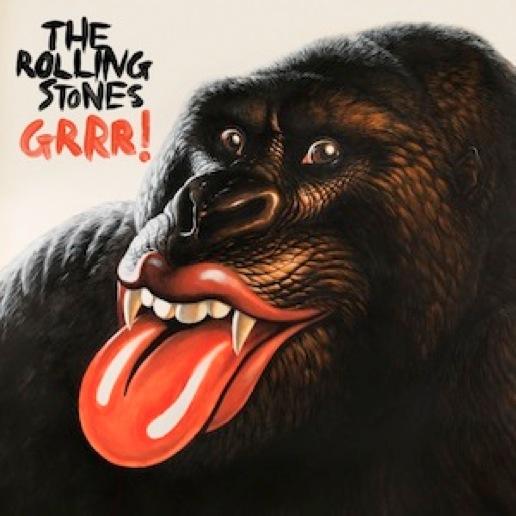 Rolling Stones: <i>GRRR!</i>